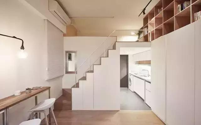 30平loft装修图