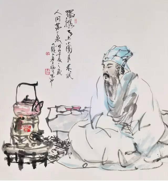 崔战杰|苏门三士    文坛光华