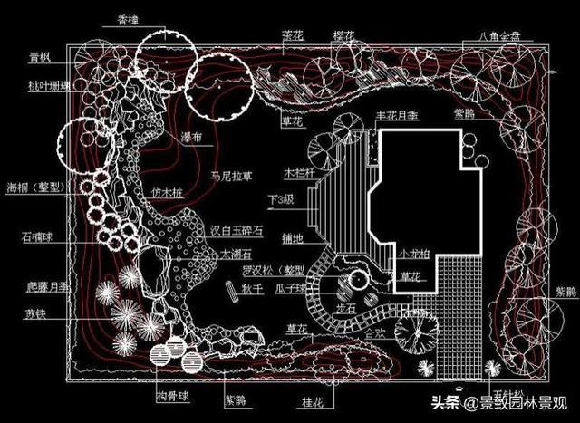 屋顶花园设计理念是什么?屋顶花园设计实景案例欣赏
