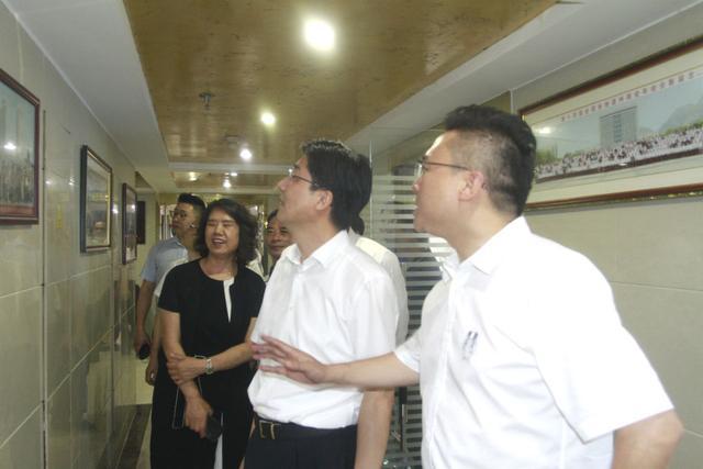 温州市委副书记、市长姚高员一行莅临深圳市温州商会调研指导