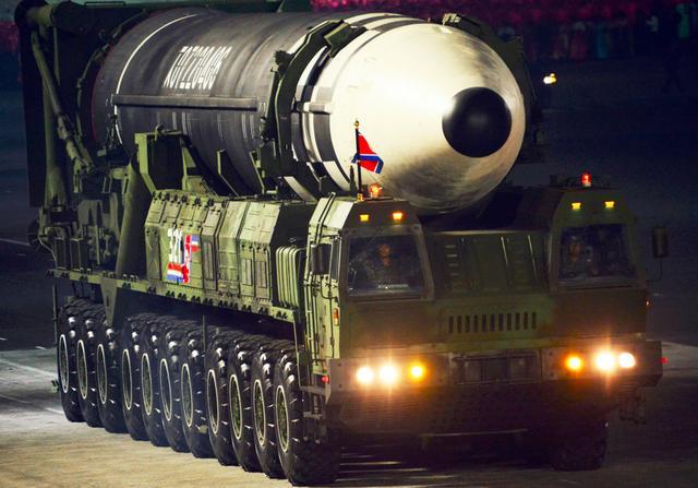 朝鲜最厉害导弹是什么