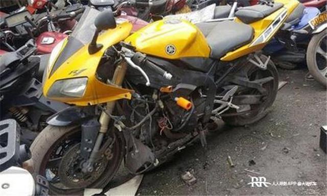 【图】款雅马哈YZR-R1摩托车图片大全_机车网手机版