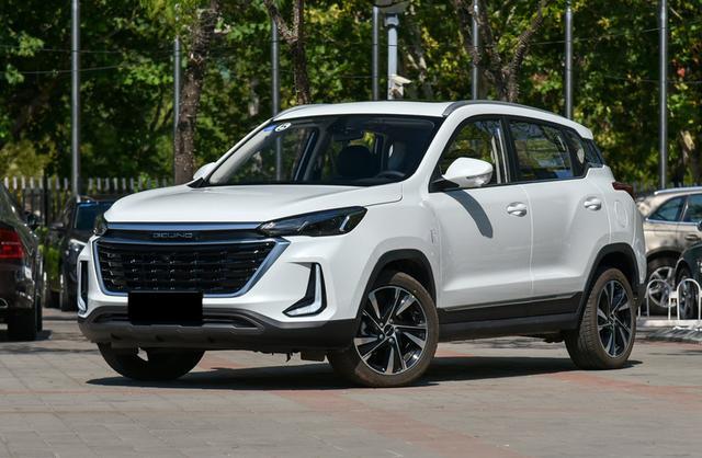 北汽一直在刷存在感,又有新款越野SUV要上市