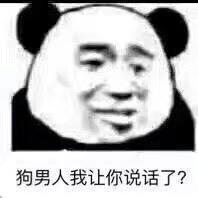 熊猫表情包:你心里还有没有我这个小宝贝了