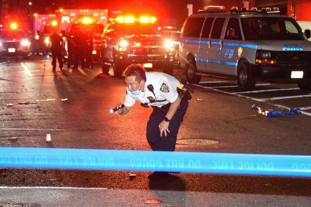 纽约12小时内11人遭枪击,有伤者拒绝与警方合作