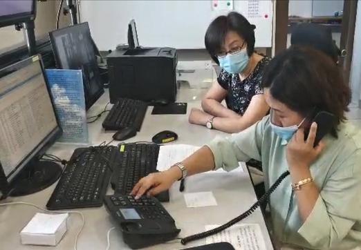 华北空管局通信网络中心顺利完成兰州AIDC上线工作