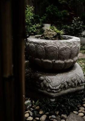 老石器,老院子,你对老物件有说不出的情怀吗?