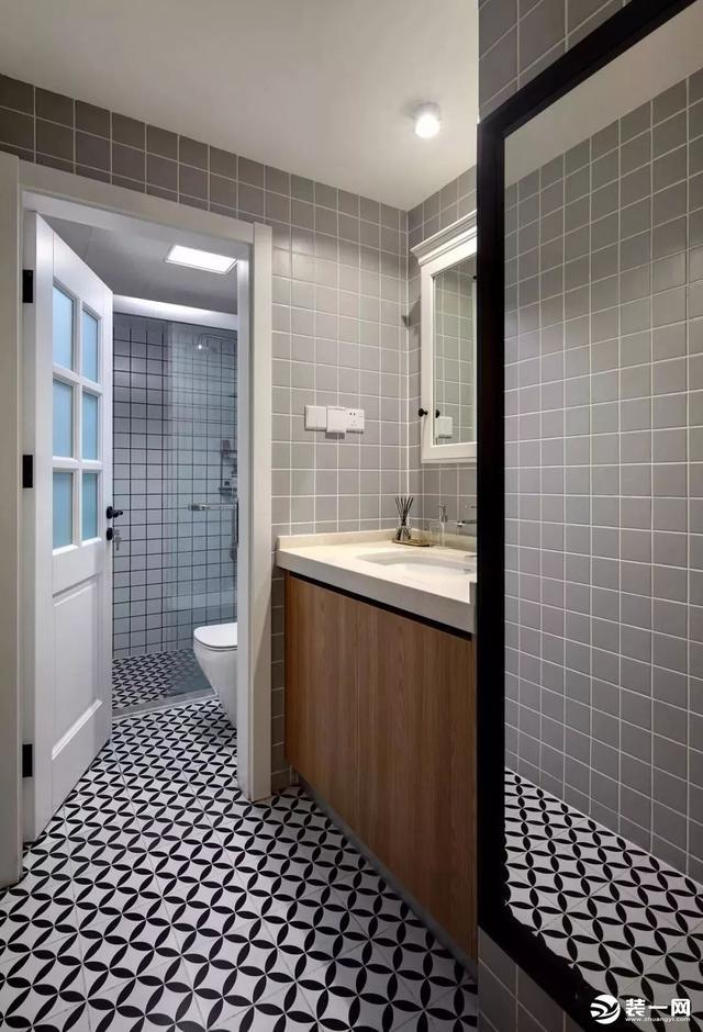 卫生间干湿分离的好处 附带卫生间干湿分离装修效果图