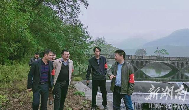 江永千家峒瑶族乡古龙社区武村小微湿地公园预计5月开园迎客
