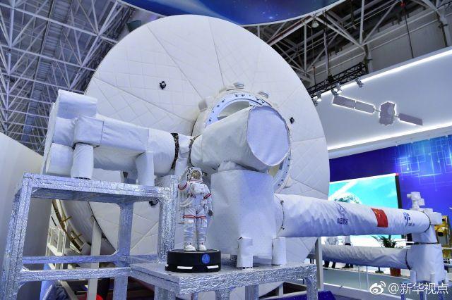 """中国空间站将于2022年左右建成--探秘""""天宫""""_手机新浪网"""