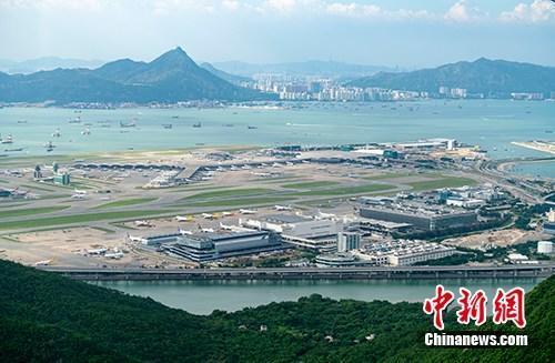 民航局:到2025年基本建成粤港澳大湾区世界级机场群