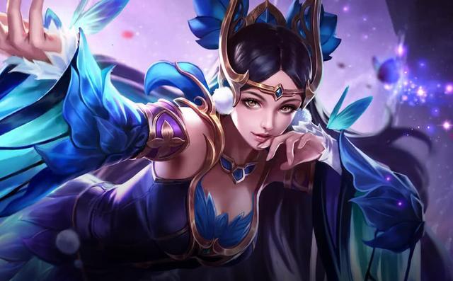 王者荣耀:貂蝉被称最强法师?其实这几个英雄是她的克星!