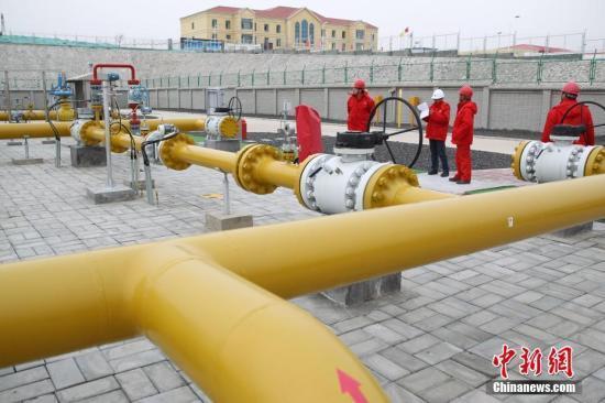 习近平再力推能源合作 中亚天然气管道D线将开工_手机新浪网