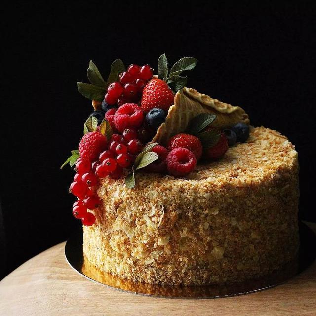2018年最美最經典的水果蛋糕美爆了~