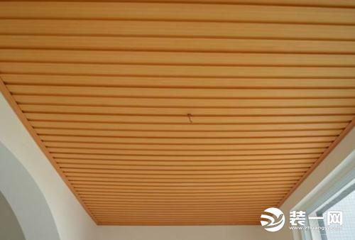 阳台用生态木吊顶