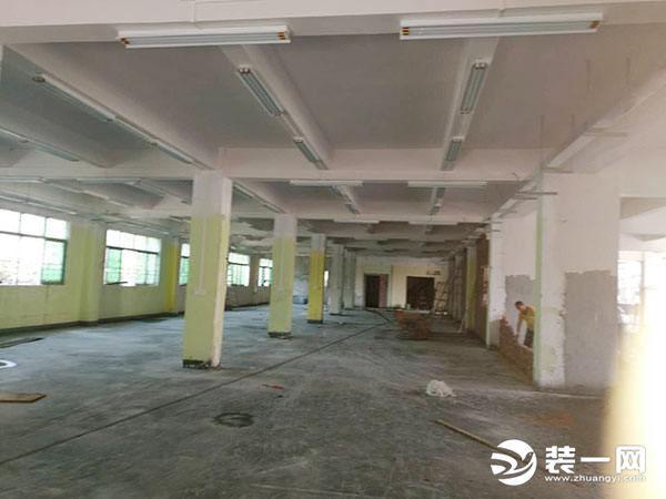 杭州厂房装修哪家靠谱