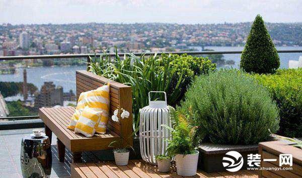 改造设计:少花一点钱,屋顶变庭院!高颜值低成本的屋顶花园