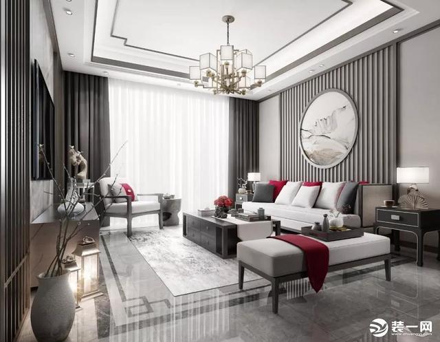 20张客厅沙发背景墙,让所有设计师和工人都参考的设计案例!