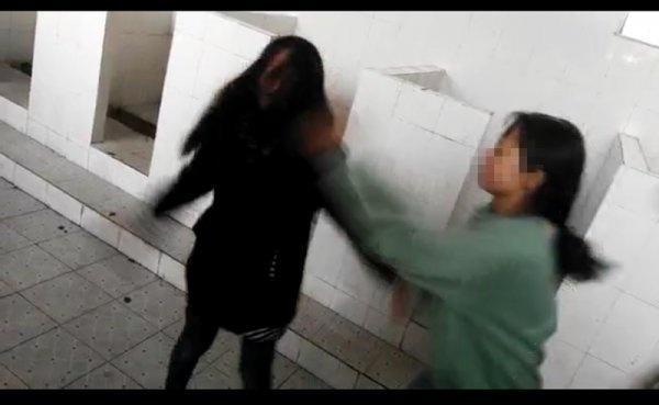 梅州一14岁初中女生卫生间内自杀