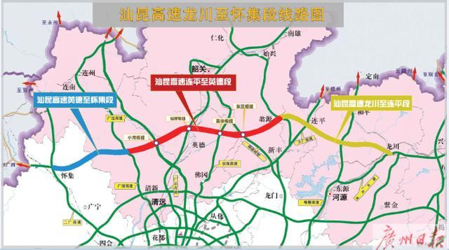 广东高速公路图片