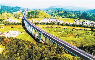 2021广东高速公路地图