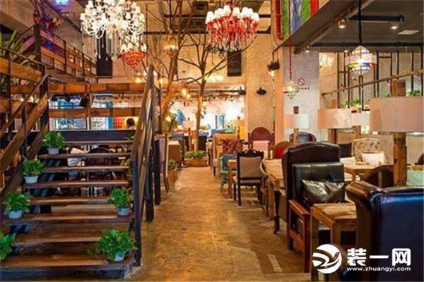 咖啡厅装修常见的四种风格 - 日记 - 豆瓣