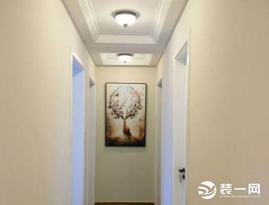 家装效果图走廊