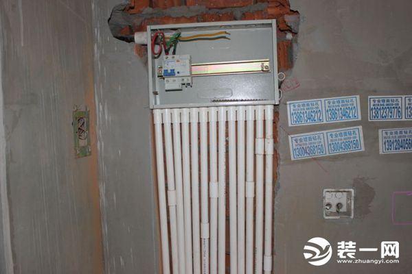 水电安装图纸符号识别