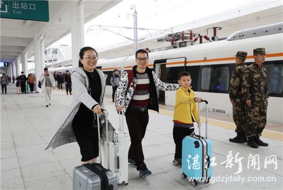 湛江西动车站 湛江西站动车时刻表 - 火车票网