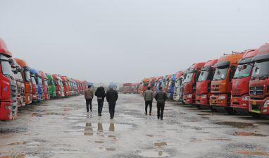 红河二手货车交易市场