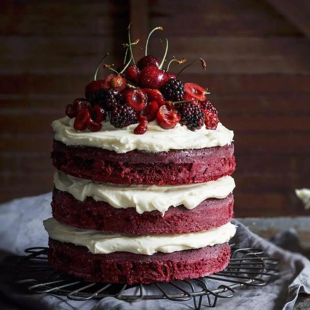 做了这么久蛋糕,你知道蛋糕种类吗?