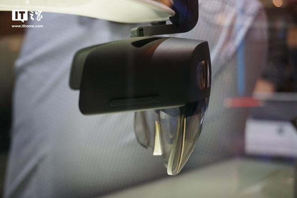 微软Hololens 2加持,天宝MR头显现场实拍