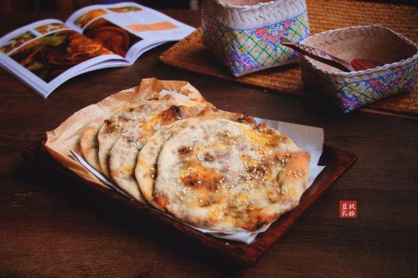 【步骤图】梅干菜烧饼的做法_梅干菜烧饼的做法步骤_饼_下厨房