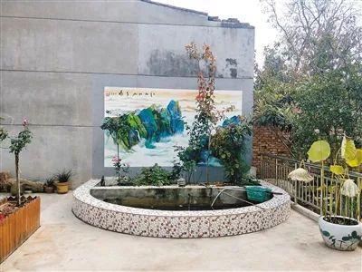 庭院绿化景观