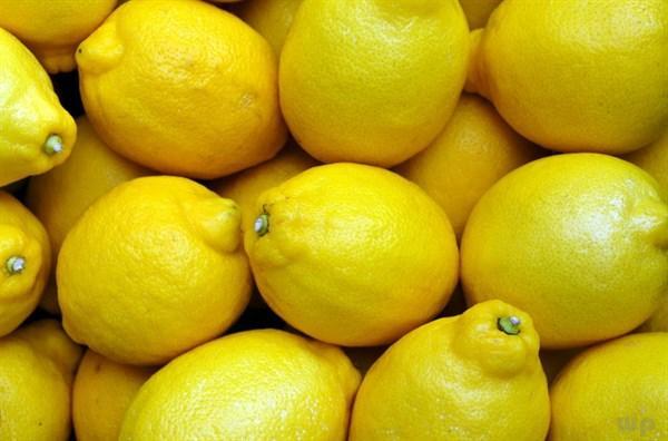 柠檬卡通图片