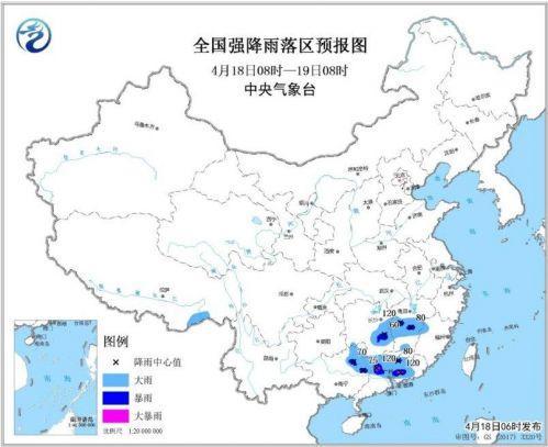 未来三天(28日、29日、30日)全国降雨图,降水北移北方局地暴雨