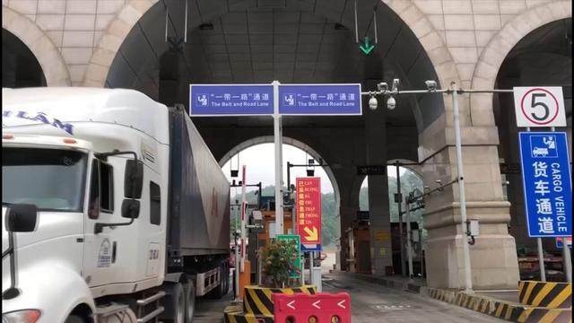 """广西:建设""""一带一路""""贸易大通道"""