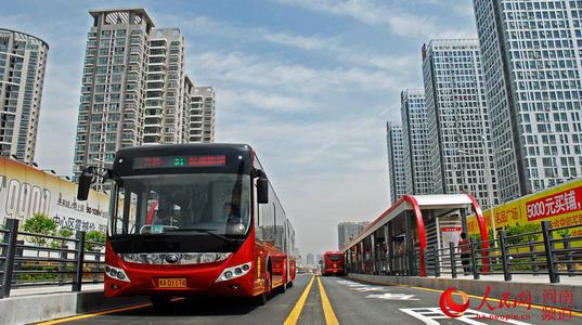 鄭州152路公交車路線