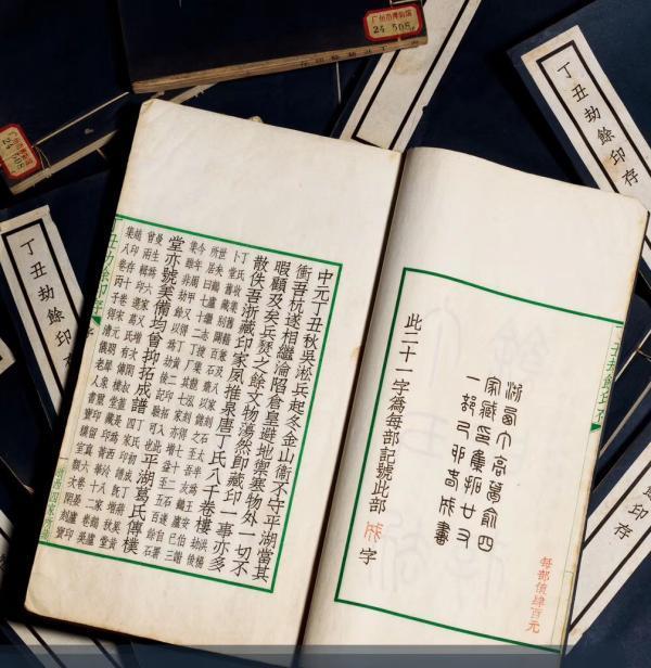 【二手9成新】乐只室印谱 原拓原色印刷 部分原大精选放... -京东