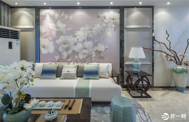 客厅背景墙设计图片 深圳装修网为你分享30款方案