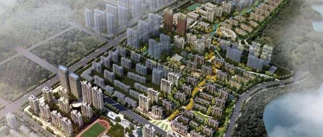 嘉祥山水龙城规划图