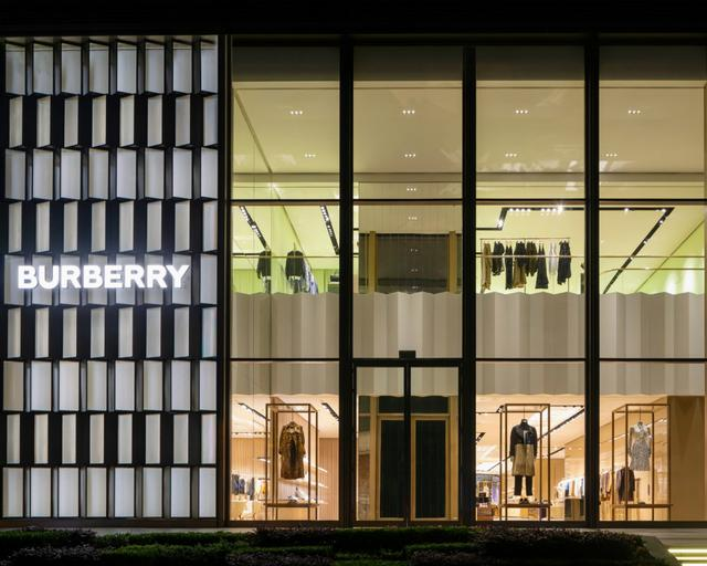 burberry标志