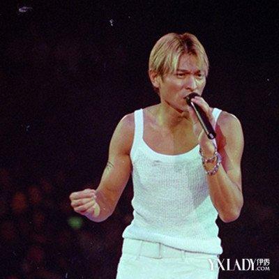 刘德华99年演唱会图片
