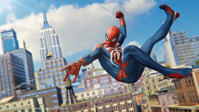 《漫威蜘蛛侠》蛛丝摆荡系统耗费三年打造 蜘蛛侠 游戏资讯 第2张