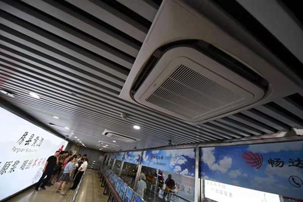 广州南站停车场平面图