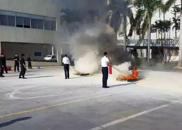 這些消防知識,你必須掌握!