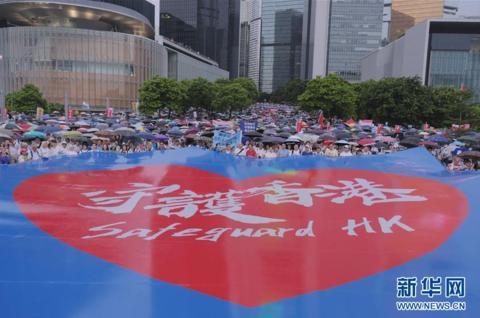"Knews专访贺一诚:香港""修例风波""对澳门是一个警示!"