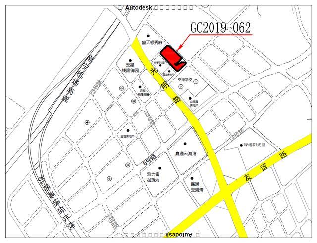 土地预告|8月南宁土地供应上线4宗地块 多为商业用地