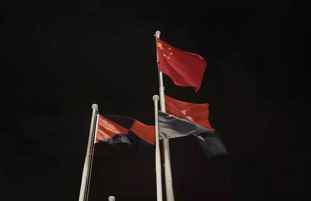 香港凌晨4点