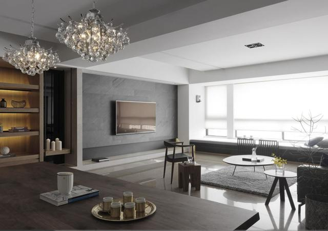 380平米的房子装修只花了30万,其他风格让人眼前一亮!-自然界装修